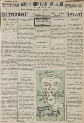 Amersfoortsch Dagblad / De Eemlander 1927-08-20