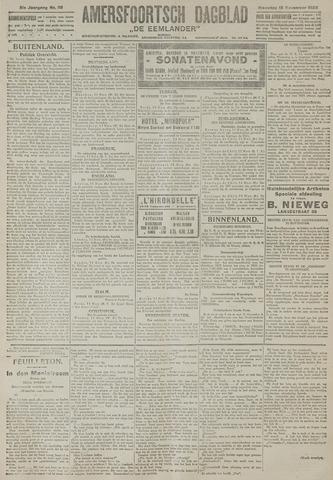 Amersfoortsch Dagblad / De Eemlander 1922-11-13