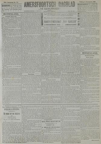 Amersfoortsch Dagblad / De Eemlander 1921-11-11