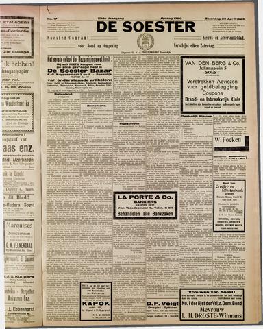 De Soester 1923-04-26