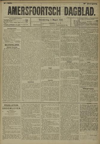 Amersfoortsch Dagblad 1910-03-03