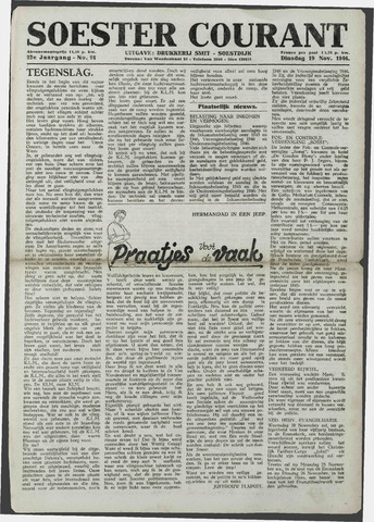 Soester Courant 1946-11-19