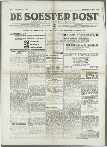 Soester Courant 1934-05-18