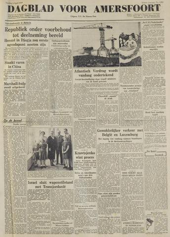 Dagblad voor Amersfoort 1949-04-04