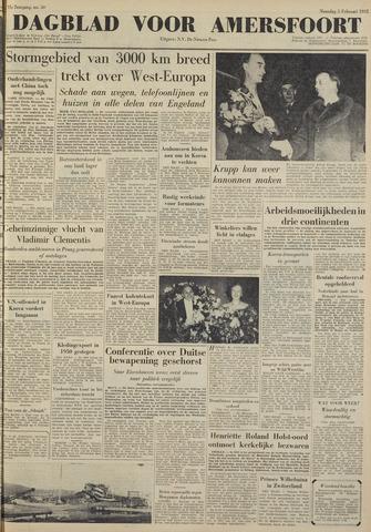 Dagblad voor Amersfoort 1951-02-05