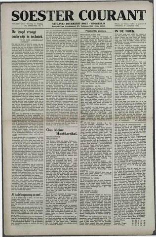 Soester Courant 1949-01-25