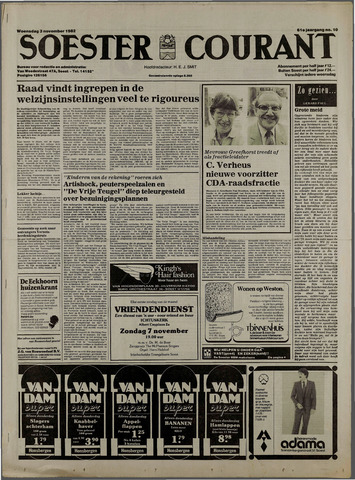 Soester Courant 1982-11-03