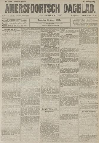 Amersfoortsch Dagblad / De Eemlander 1913-03-08