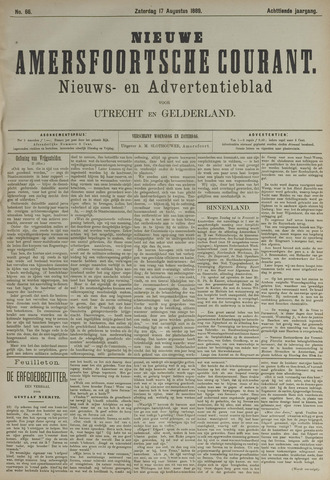 Nieuwe Amersfoortsche Courant 1889-08-17