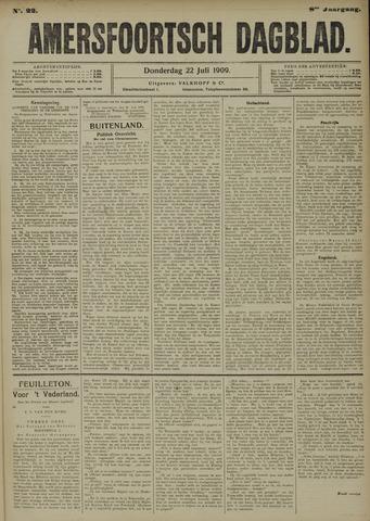 Amersfoortsch Dagblad 1909-07-22