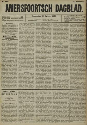 Amersfoortsch Dagblad 1908-10-29