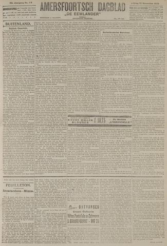 Amersfoortsch Dagblad / De Eemlander 1920-11-12