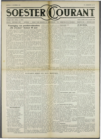 Soester Courant 1959-11-03