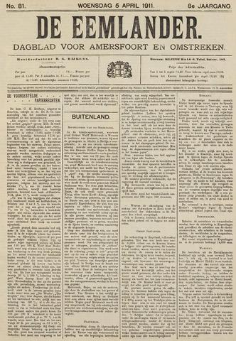 De Eemlander 1911-04-05