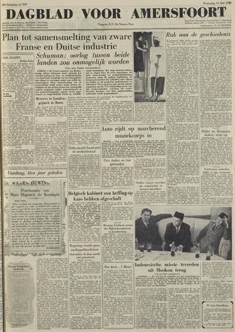 Dagblad voor Amersfoort 1950-05-10