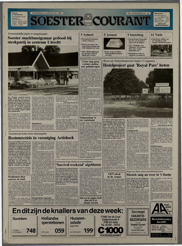 Soester Courant 1994-08-03