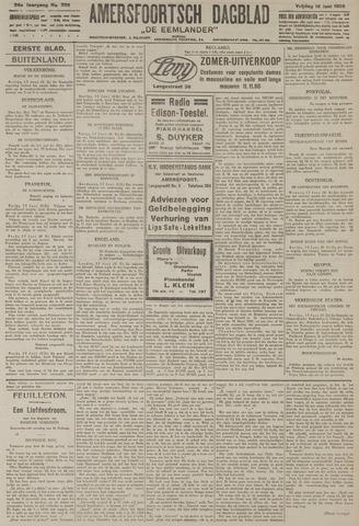Amersfoortsch Dagblad / De Eemlander 1926-06-18
