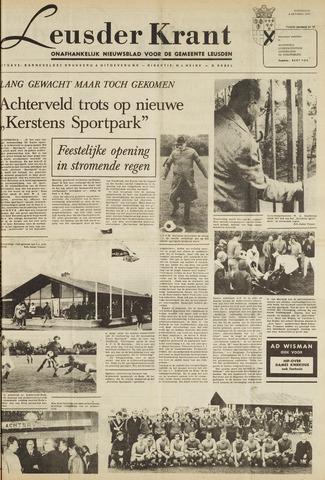 Leusder Krant 1970-10-08