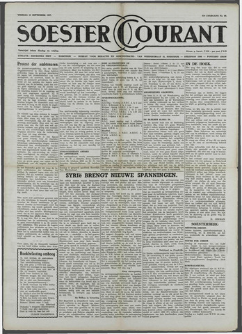 Soester Courant 1957-09-13