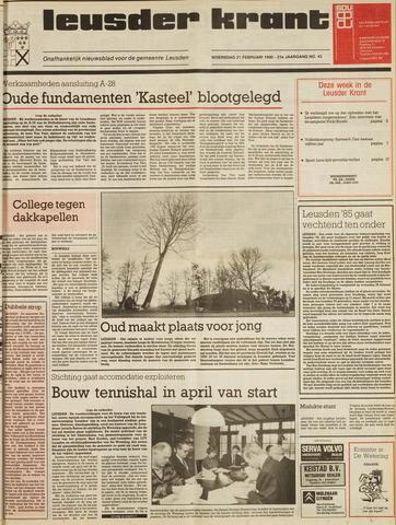 Leusder Krant 1990-02-21
