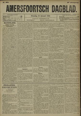 Amersfoortsch Dagblad 1910-01-25