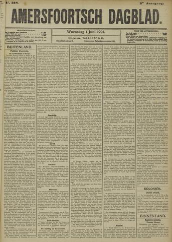 Amersfoortsch Dagblad 1904-06-01