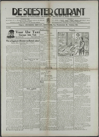 Soester Courant 1936-08-07