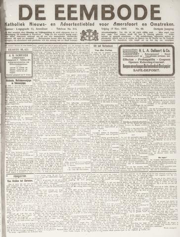 De Eembode 1916-11-17