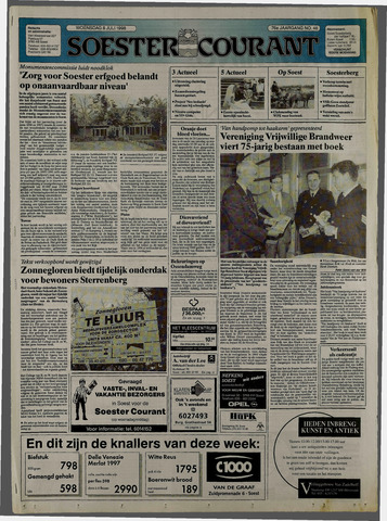Soester Courant 1998-07-08