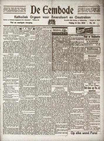 De Eembode 1930-10-10