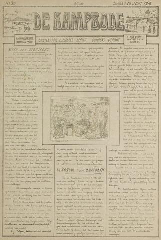 De Kampbode 1916-06-18