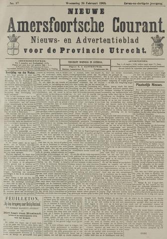 Nieuwe Amersfoortsche Courant 1908-02-26