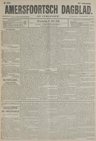 Amersfoortsch Dagblad / De Eemlander 1916-05-17