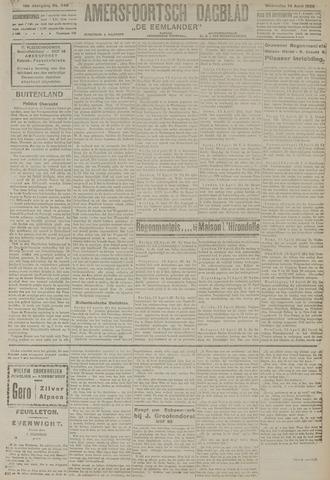 Amersfoortsch Dagblad / De Eemlander 1920-04-14