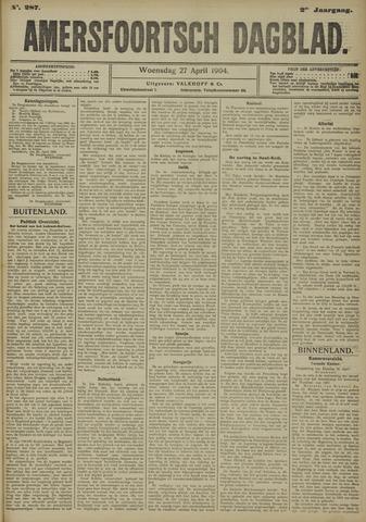 Amersfoortsch Dagblad 1904-04-27