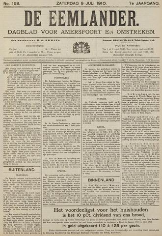 De Eemlander 1910-07-09