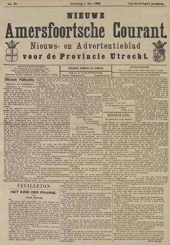 Nieuwe Amersfoortsche Courant 1906-05-05