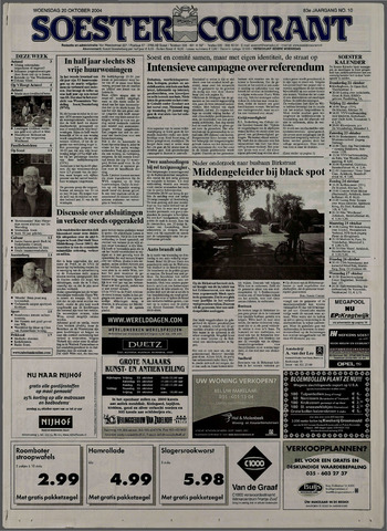 Soester Courant 2004-10-20