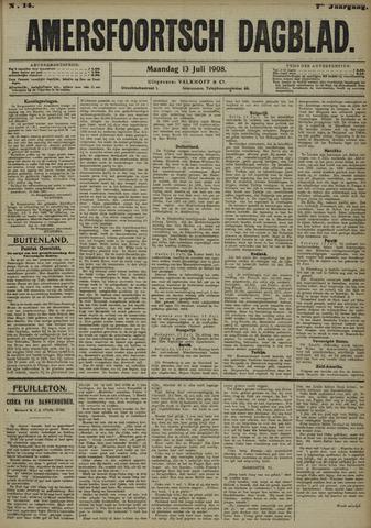 Amersfoortsch Dagblad 1908-07-13
