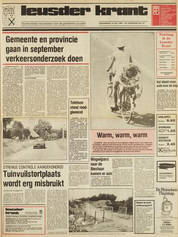 Leusder Krant 1983-07-14