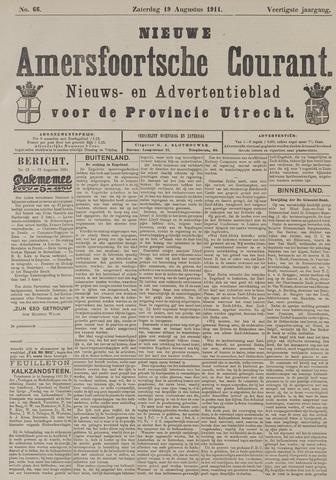 Nieuwe Amersfoortsche Courant 1911-08-19