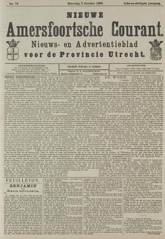 Nieuwe Amersfoortsche Courant 1909-10-02