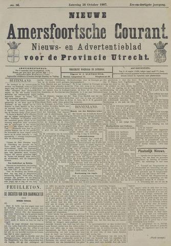 Nieuwe Amersfoortsche Courant 1907-10-26