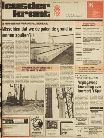 Leusder Krant 1977-09-15