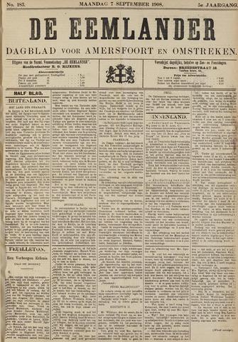 De Eemlander 1908-09-07