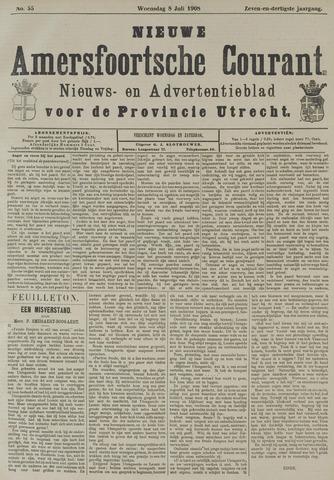 Nieuwe Amersfoortsche Courant 1908-07-08