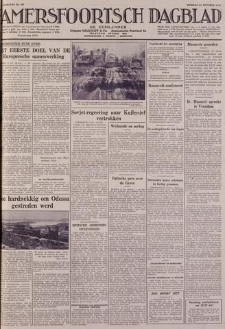 Amersfoortsch Dagblad / De Eemlander 1941-10-21