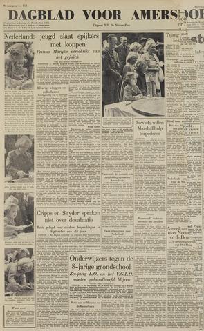 Dagblad voor Amersfoort 1949-07-11