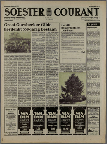 Soester Courant 1979-08-01