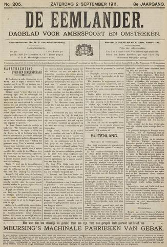 De Eemlander 1911-09-02